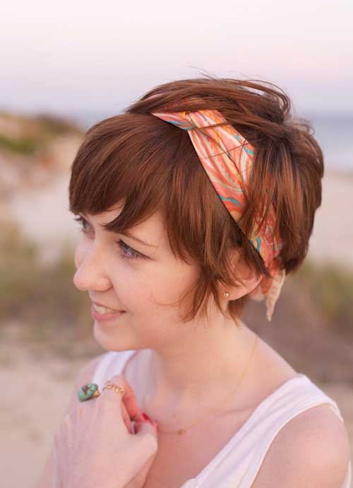 2014 Cute Short Hairstyles Ldeas
