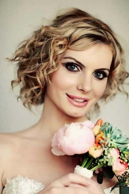 2014 Short Medium Curly Hairstyles