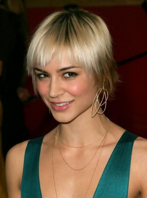 Best Celebrity Short Hairstyles for Women