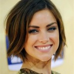 best short length wavy hairstyles 150x150 Retro Short Length Hairstyles 2014
