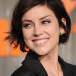 black hairstyles for short length hair 150x150 Retro Short Length Hairstyles 2014