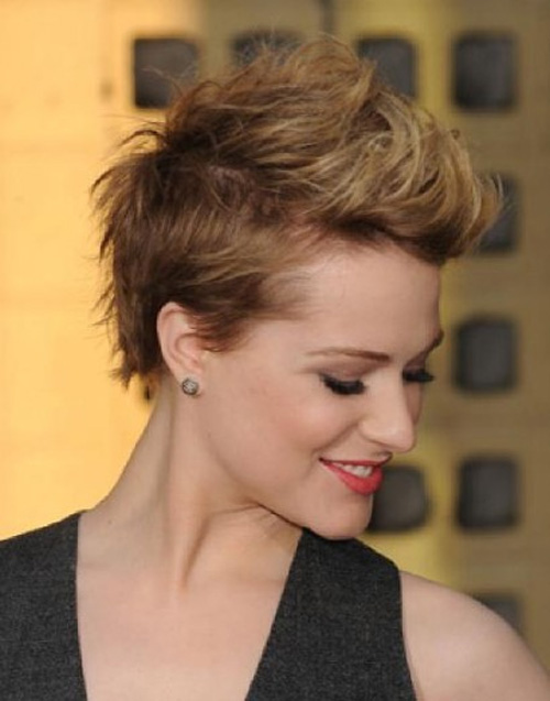 Cool Short Hair Hairstyles