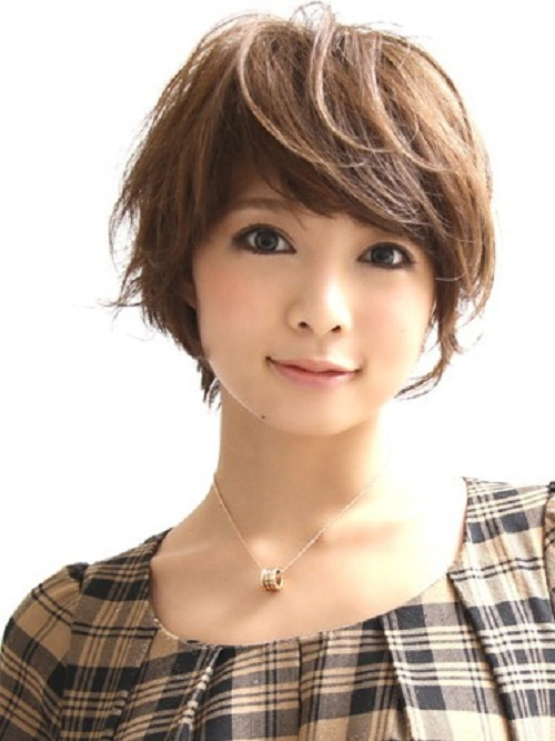 Cute Asian Short Hairs...
