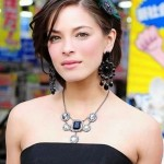 cute short medium hairstyles 150x150 Cute Short Medium Hairstyles 2014