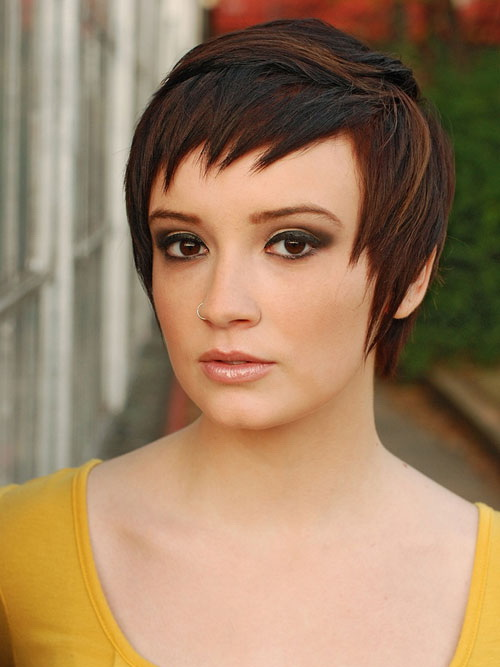 Easy Short Hairstyles 2014