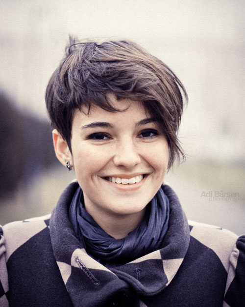 Girls Short Hairstyles 2014