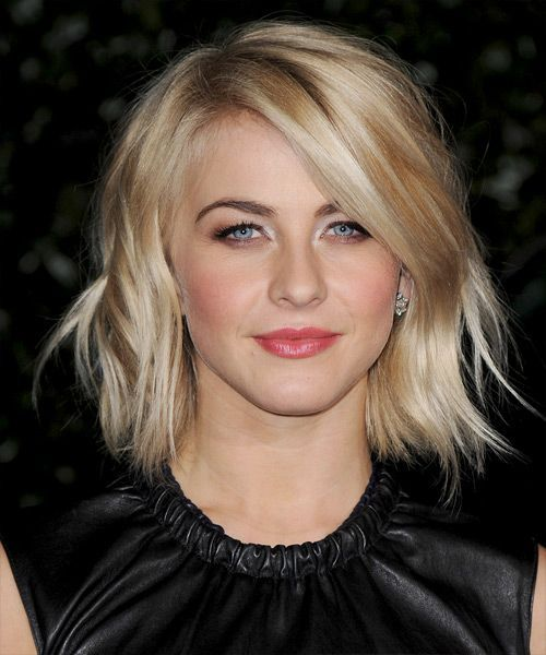 Medium Short Hairstyles for Fine Hair