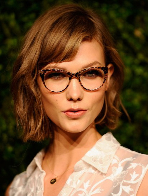 Short Brown Hairstyles 2014
