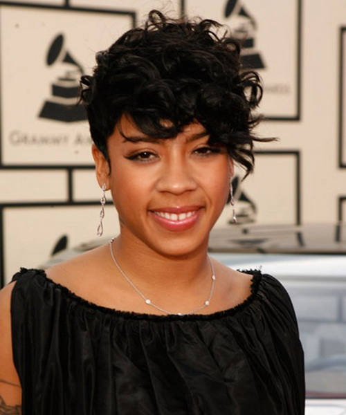 Short Curly Hairstyles for Black Women 2014