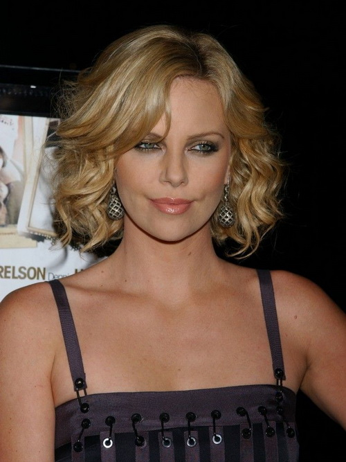 Short Hairstyles for Curly Hair Women