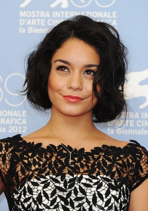 short length hairstyles 2014 Retro Short Length Hairstyles 2014