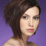 short medium hairstyles 2014 150x150 Cute Short Medium Hairstyles 2014