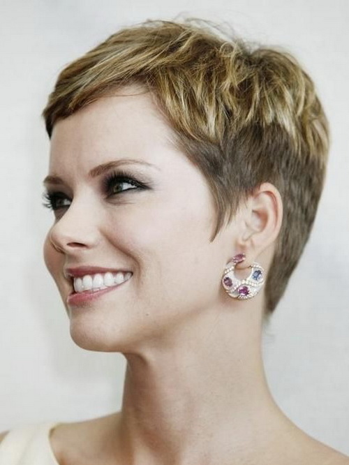 Short Womens Hairstyles 2014