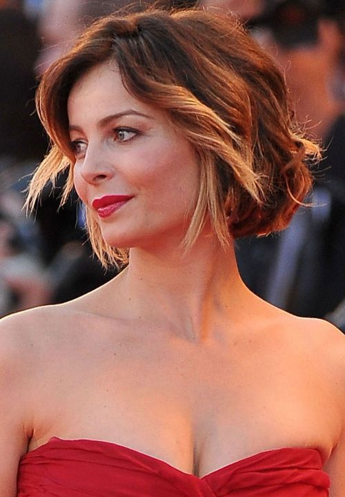 Women Short Hairstyles for Prom 2014