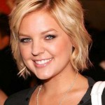 women short length blonde hairstyles 150x150 Retro Short Length Hairstyles 2014