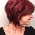 women short medium wavy hairstyles 150x150 Cute Short Medium Hairstyles 2014