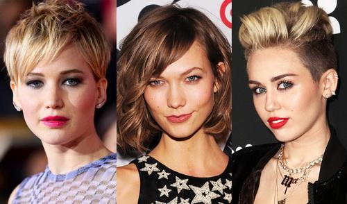 Womens Short Hairstyles 2014